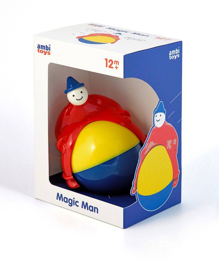 Ambi Toys — The Dieline - Branding & Packaging