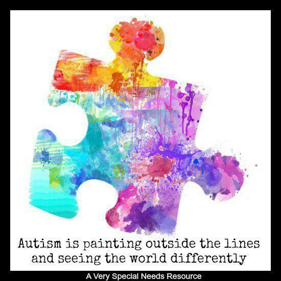 Autism Awareness Art Posters Framed Artwork: 17 Best Ideas About Autism Awareness Tattoo On Pinterest