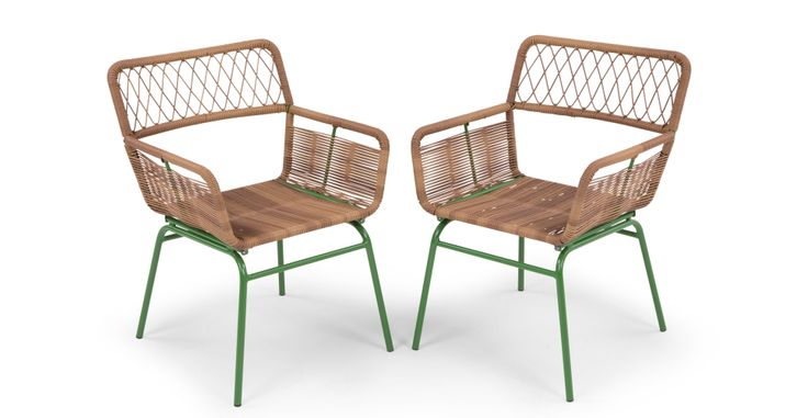 http://www.made.com/chairs/outdoor-chairs/lyra-dining-chair-set-green