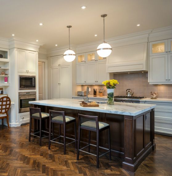 White kitchens white kitchen designs and casual looks on for Casual kitchen design ideas