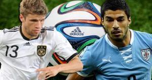Thomas fue el goleador del último torneo mundial. June 20, 2014.