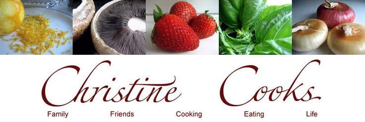 Christine Cooks: Low Carb Pumpkin Cheesecake