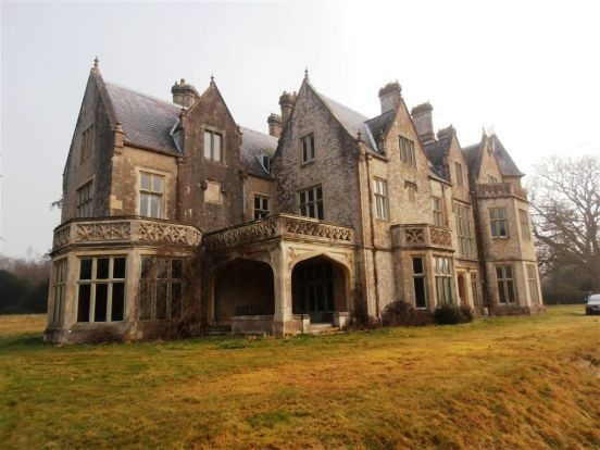 44 Best Ideas About Abandoned English Manor Homes On