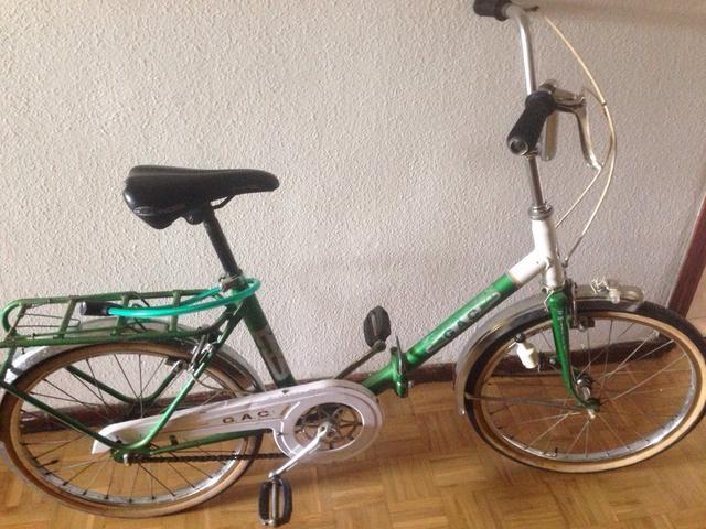 Segunda Mano De Gac Wallapop 70 Vintage Por En Madrid Bici € 4L5RjA