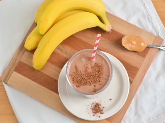Batido Para Aumentar La Masa Muscular. Sencillo y delicioso…