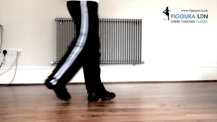 Greek Dance Lesson - Ikariotiko