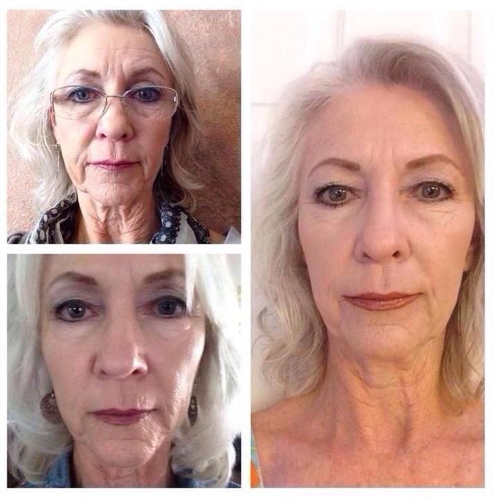 Father Time was knocking but She DIDNT ANSWER THE DOOR!!!  Check out her #Nerium Age Defying #SkinCare before and afters then CLICK here to learn how to start looking younger today www.rstibbens.theneriumlook.com