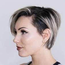 Chloe Brown Short Hairstyles - 2