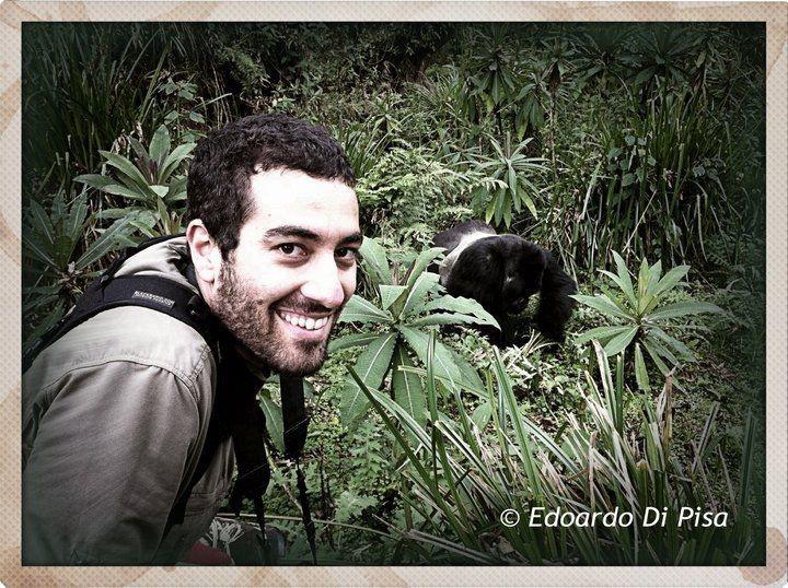 Edoardo Di Pisa, photographer to Rwanda, 2011