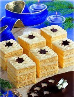 Vanilkové kostičky