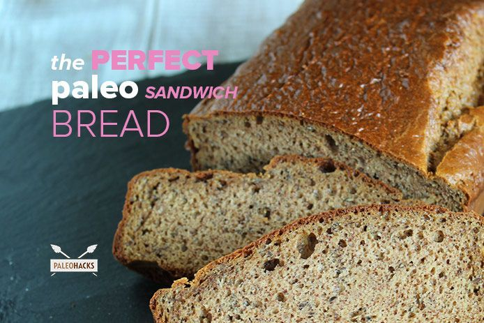 For those who still crave a nice big sandwich with fluffy bread, we've got you covered with this perfectly Paleo version!