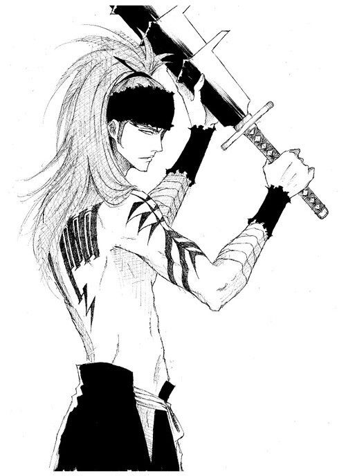 Renji abarai - argh..i luv that hair so much, gez gawd I just want to marry it...??  ok I officailly weirded myself out.