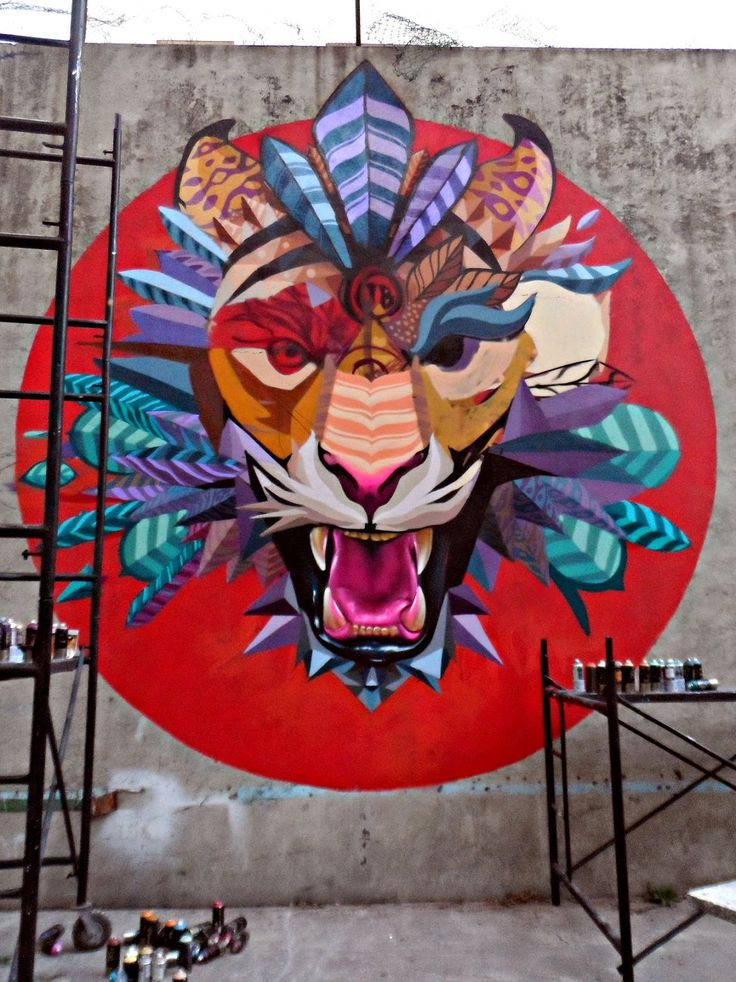 46 best images about farid rueda on pinterest cancun for Arte colectivo mural