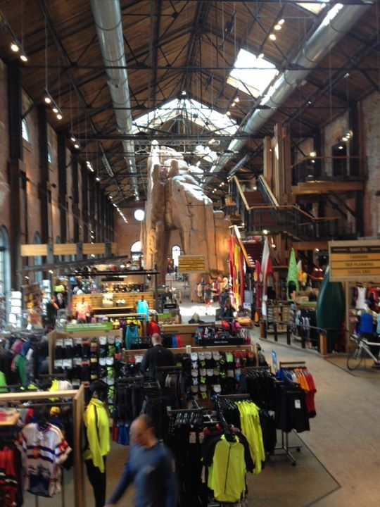 Bikes Stores In Denver REI s Flagship store in Denver
