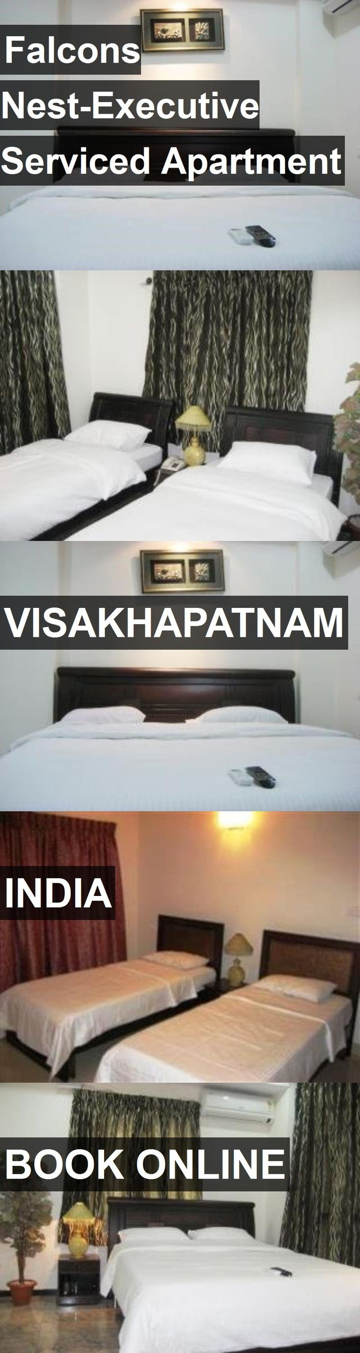 Falcons Nest-Executive Serviced Apartment in Visakhapatnam, India. For more information, photos, reviews and best prices please follow the link. #India #Visakhapatnam #travel #vacation #apartment
