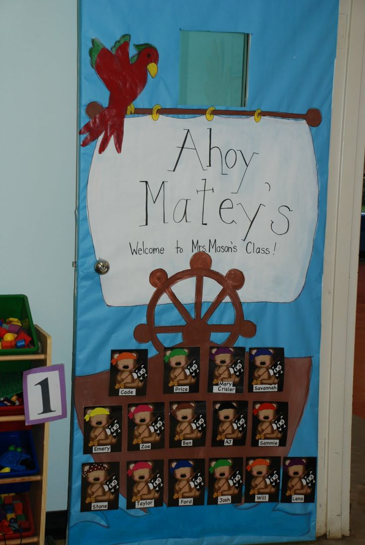 60 Best Images About Pirate Classroom On Pinterest