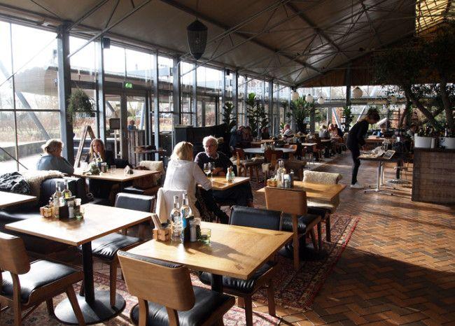 Buitenplaats Plantage: world food cafe & garden - Haarlem City Blog