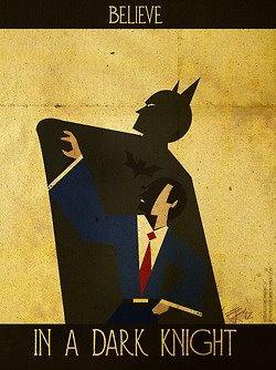 Belive in...Create Superhero, Heroes, Picture-Black Posters, Comics Book, Dc Comics, Batman, Motivation Posters, Kerrith Johnson, Dark Knights