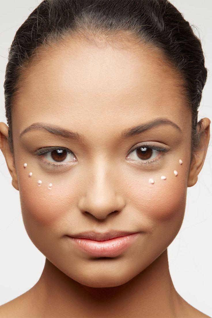 Create High Cheekbones - 3 Easy Makeup Tips to Fake Supermodel Cheekbones
