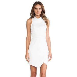 camilla and marc Parity Bit Dress in White #Camilla_and_Marc