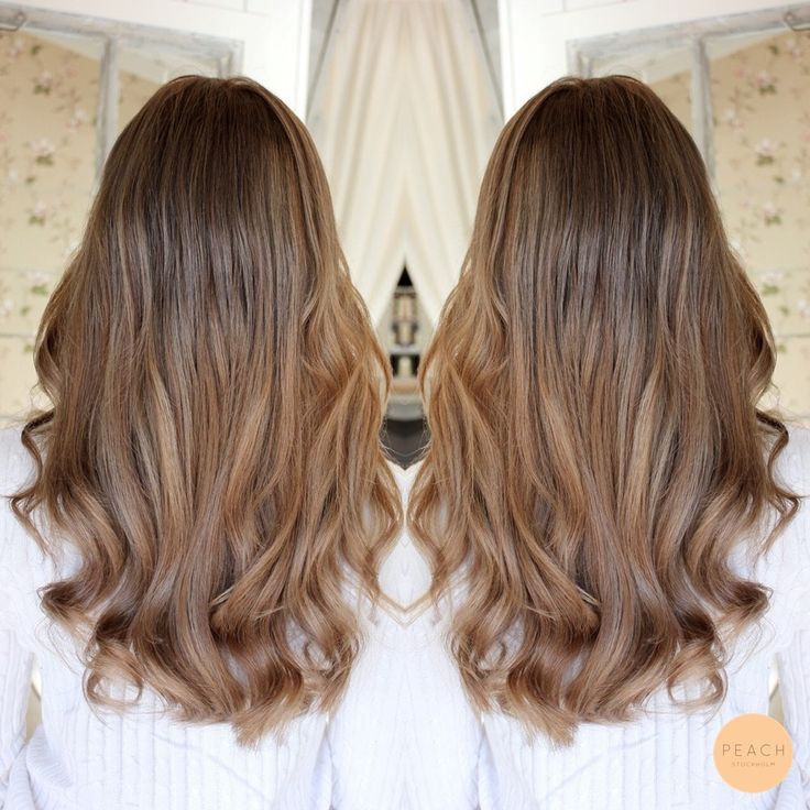 Askig hårfärg
