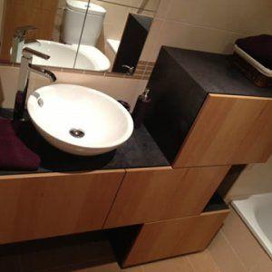 www.miaikea.com - Arredare il bagno con Besta
