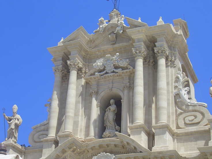 Ortigia Island - Siracusa -Sicily