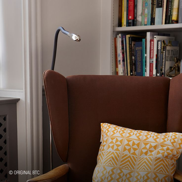Looking for an exceptional reading light? We've created the sleek Cirrus Floor Light just for you. Its LED diffusion system provides a glare-free illumination that can be positioned exactly where needed, thanks to its adjustable stem.
