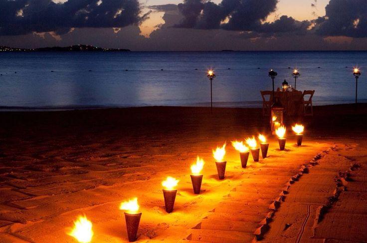 El fuego que debe estar presente siempre en cualquier encuentro romántico...
