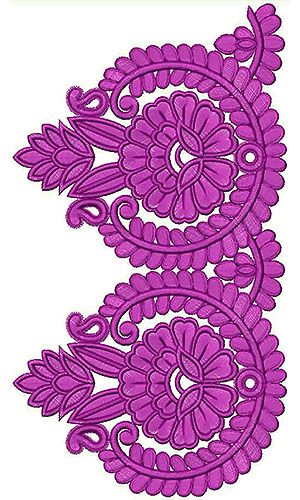 Fashion Saree Embroidery Design