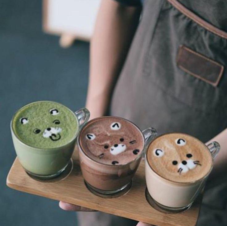 Via @thetrendybarista  #worldsuniquedesigns #loveit #coffee #animals #baristalife #morningdrink #coffeecup #coffeelove #drinktime #mornings #cute #wantitall #yummy #hotdrink #coffeeschool #art #coffeeart #hotchocolate #likepost #likelikelike