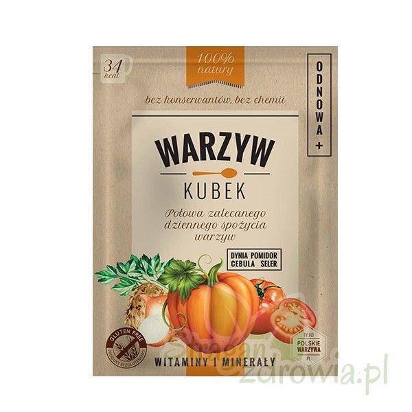 Warzyw Kubek Odnowa 16g - Zdrowa żywność - sklep StraganZdrowia.pl