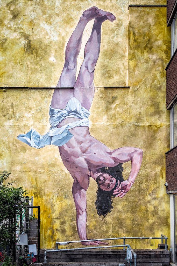 Hamilton House, Stokes Croft   30 Jaw-Dropping Pieces Of Bristol Street Art