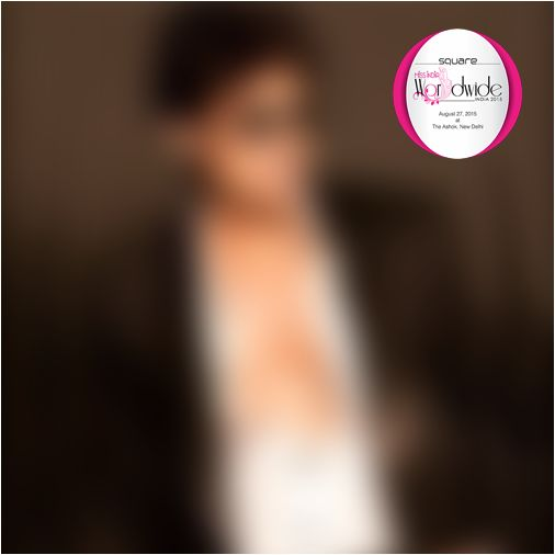 Square Miss India Worldwide India 2015 event will be hosted by ________ Can you guess the name? Hint: He's among the artists who acted in #Zangoora at #KOD, Gurgaon