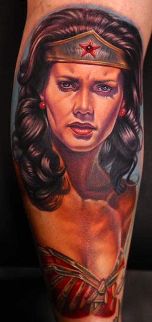 98 best images about wonderwoman on pinterest wonder for Wonder woman temporary tattoo