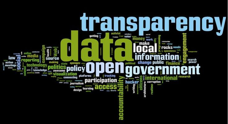 What is the ROI of open government?