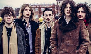 blossoms the band from stockport