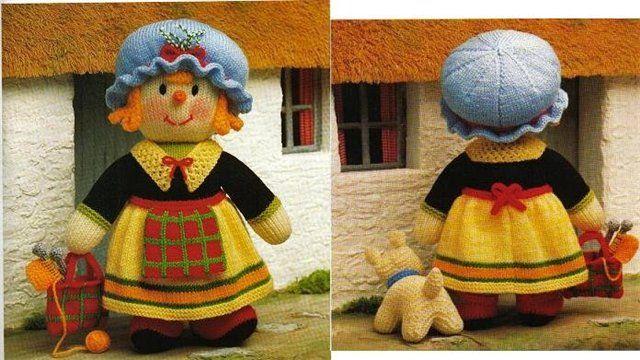 Muñecas de punto | Artículos en la categoría de punto de la muñeca | Blog Loreley55: LiveInternet - Servicio ruso en línea Diarios
