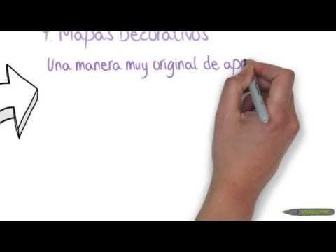 TÉCNICAS PARA ESTUDIAR GEOGRAFÍA - YouTube