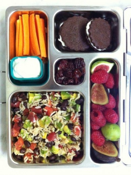 School lunch and more