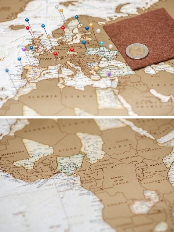 168 best world maps images on pinterest worldmap world maps push pin travel map scratch off world map wall poster with push pins 346 x 236 gumiabroncs Images