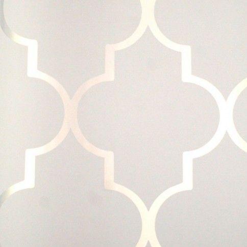Mood Living Alahambra Silver Reflective Wallpaper :sherwin williams easy change wallpaper Manufacturer: Astek Wallcoverings Book Name: MOOD LIVING Pattern Number: SW2CM1005