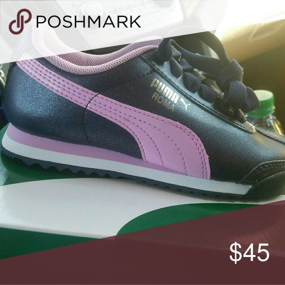 GIRLS TENNIS SHOES Girls Pumas Puma Shoes Sneakers
