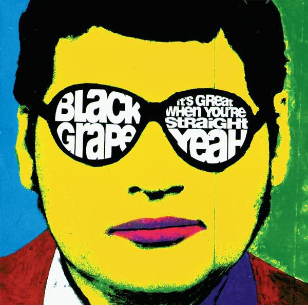 """1995 NME Song of the Year: """"Reverend Black Grape"""" by Black Grape - listen with YouTube, Spotify, Rdio & Deezer on LetsLoop.com"""