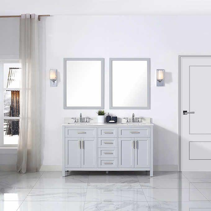 Lakeshore 60 Vanity By Ove Costco 1399 60 Vanity Vanity Bathroom Design