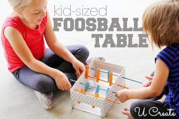 50 beste Indoor-Aktivitäten für Kinder: einfaches Basteln + Spielen
