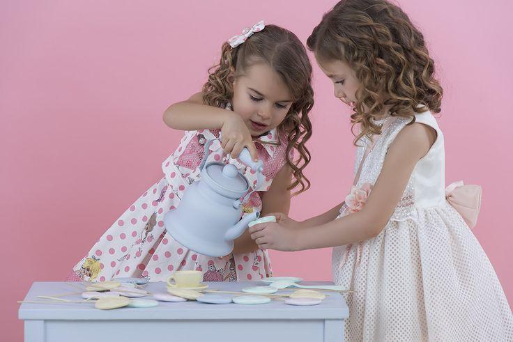 Pamina ülkesinin masal prensesleri! The fairy tale princesses of the Pamina country! Сказочные принцессы из страны Pamina! اميرات القصـة في دول بامينــا ! #ilkbahar #yaz #summer #spring #2016 #kids #girl #kidsfashion #kidsstyle