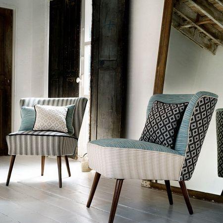 Lakástextil - függöny és bútorszövet | Modern szövetek | Blendworth | Parador
