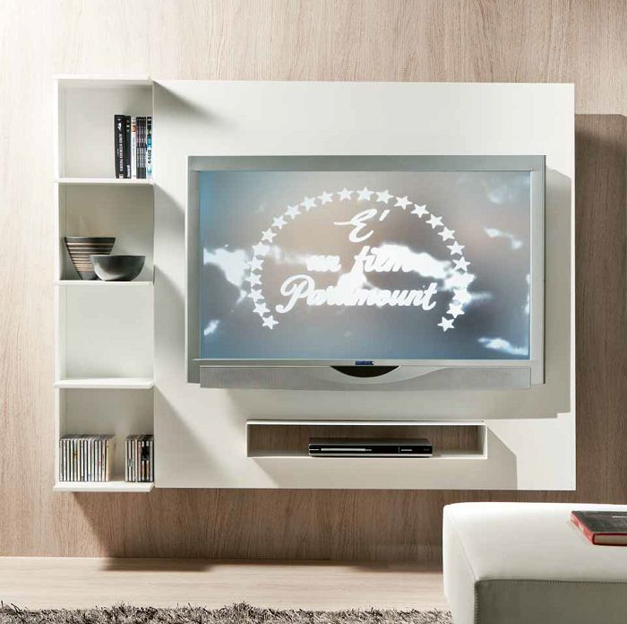 Captivating Buy Pacini E Cappellini Ghost TV Wall Mount Unit Online With Houseology  Price Promise. Full Pacini E Cappellini Collection With UK U0026 International  Shipping. Pictures