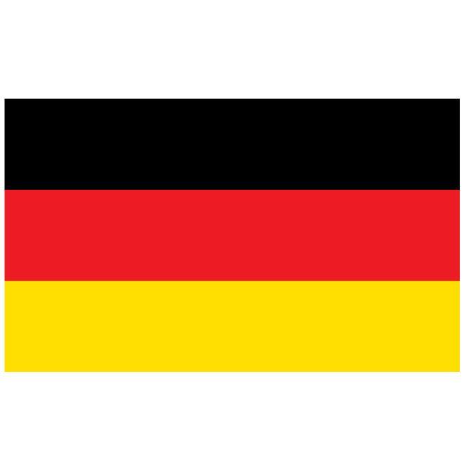 Resultado de imagen para bandera alemana logo